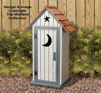 small outhouse wood project plans wood projects