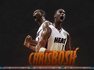 Chris Bosh Miami Heat Wallpaper - Top 2 Best