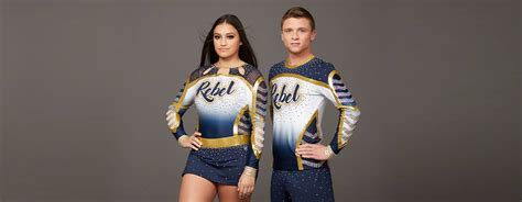 clean   star cheer uniform