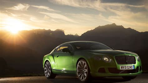 bentley continental gt speed  wallpaper hd car