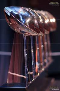 "Six Lombardi Trophies ""The standard is the standard ..."