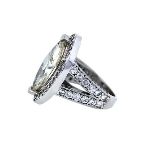 14k white gold 7 20ct marquise diamond engagement ring boca raton