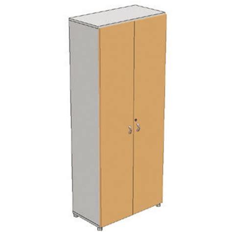 armoire bureau bois armoire 2 portes bois hauteur 197 3 cm 4 tablettes h s