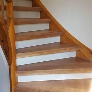 Holztreppe Renovieren Kosten : treppenrenovierung treppensanierung h bscher holztreppen renovieren ~ Watch28wear.com Haus und Dekorationen