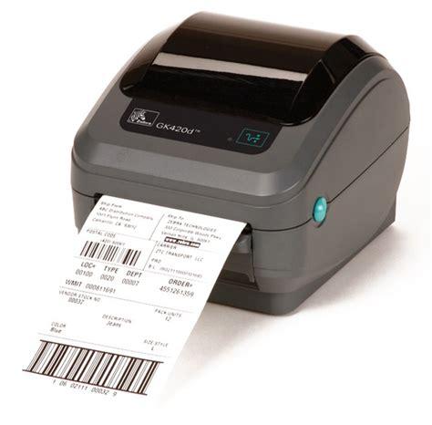 photo  zebra gkd printer