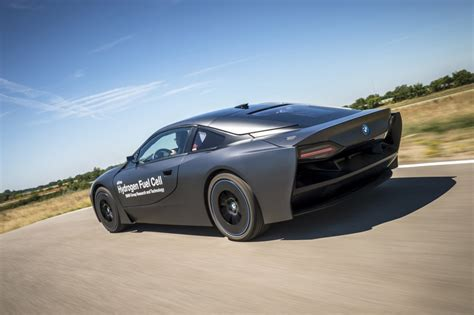 Bmw Hydrogen Fuelcell Prototypes Now Testing, Production