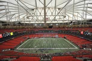 Mercedes Georgia Dome