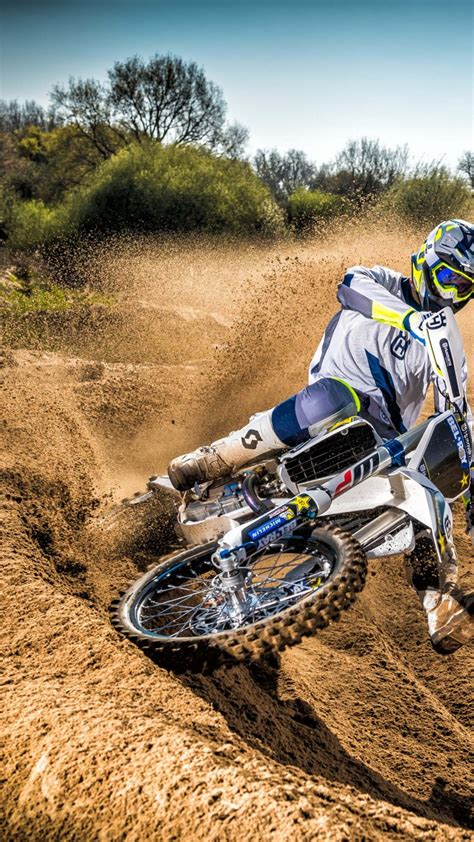 Husqvarna Tc 250 4k Wallpapers by Wallpaper Husqvarna Tc250 Drift Motocross Range Unveiled