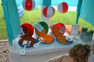Image of: Beach Party Decoration Idea Www Imgkid Image Applicable Beach Theme Décor With Fresher Ideas And Results