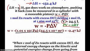 Ap Chemistry Thermodynamics Introduction