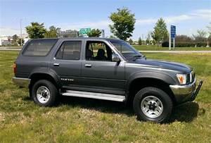 1990 Toyota Hilux Surf Turbo Diesel 5