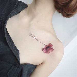 25+ best ideas about Collar bone tattoos on Pinterest ...