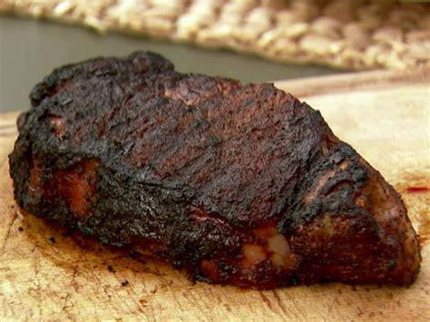 ny steak new york strip steak with spicy coffee rub recipe food network