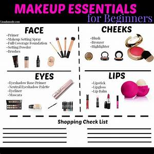 Everything You Need in a Makeup Kit for Beginners