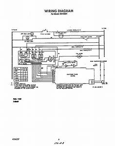 Wiring Diagram Diagram  U0026 Parts List For Model B9458b4