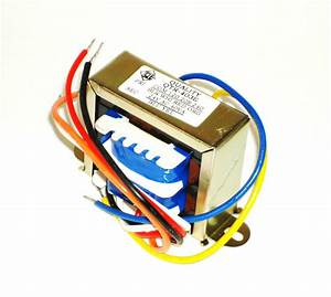 Qe Control Transformer 120 To 240 Volt  Rating Va 40