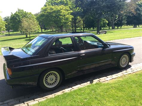 Bmw E30 For Sale by 1987 Bmw M3 E30 For Sale Classic Cars For Sale Uk