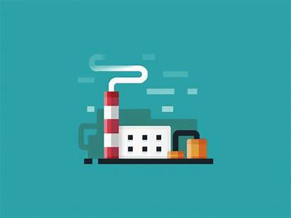 Motion Factory Illustration Vector Animation Minimalist Clean