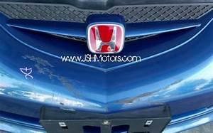 92 Integra Lights Jdm Integra Dc5 Type R Front Bumper With Lip