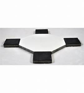 Carreaux De Ciment Unis : octogone de 17 cm blanc 2010 tradicim l carreaux ciment de qualit petit prix ~ Melissatoandfro.com Idées de Décoration