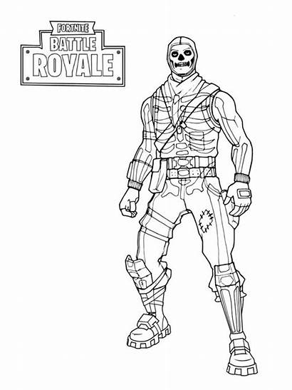 Fortnite Coloring Pages Printable Boys