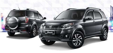 toyota rush appears  toyota malaysias official