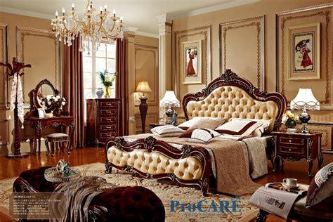 chambre a coucher style americain achetez en gros antique bois de lit en ligne à des