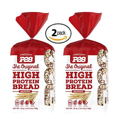 Amazon.com: P28 Foods Formulated High Protein Spread