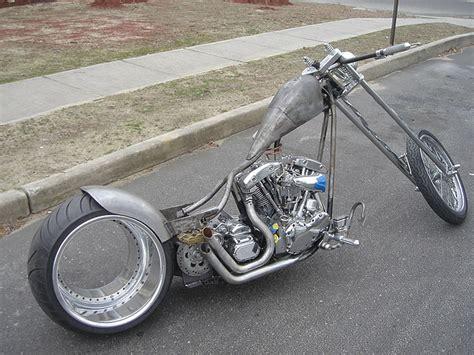 Howards Killer Custom Hubless Chopper