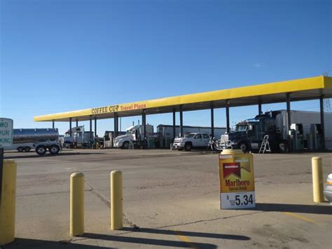 Overview of coffee cup fuel stop. Coffee Cup Fuel Stops/Travel Plazas Offers Warm Smiles and Seating - NATSO Blog - NATSO