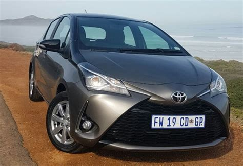 toyotas refreshed yaris arrives  sa feel  pulse