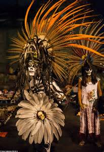 The Day Of The Dead When The Living Commemorate The