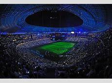 Donbass Arena, el campo del Shakhtar Donetsk