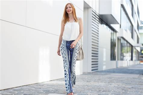 Flared Hippie Pants u2013 The Skinny Friends of Palazzo Pants u2013 How I met my outfit
