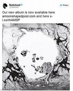 Radiohead releases new album 'A Moon Shaped Pool ...
