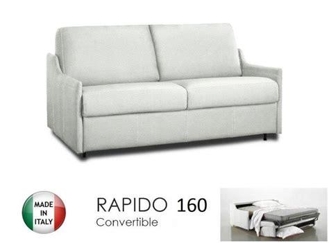 canape convertible 160 canape lit 4 places convertible ouverture rapido 160