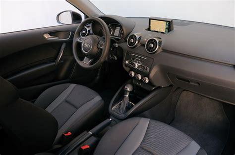 Audi A1 Interni by Prova Audi A1 Scheda Tecnica Opinioni E Dimensioni 1 0