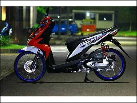 Beat Modif Standar by Modip Motor Beat Impremedia Net