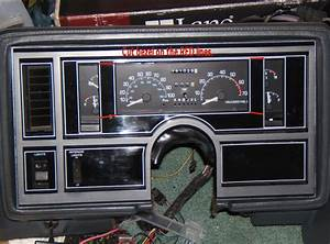 Late Model Lesabre Gauges In A Turbo Regal