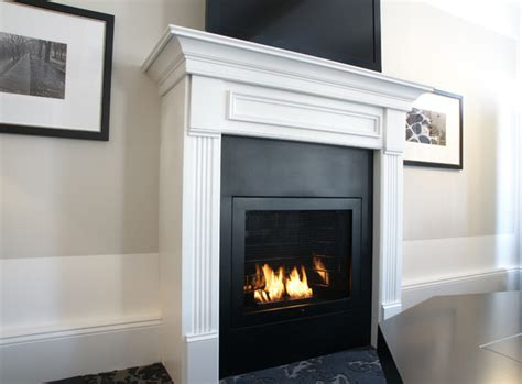 Hearth Cabinet Ventless Fireplaces - Commercial