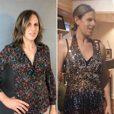 Happy Transformation Tuesday Mtf Trans Woman Age 53