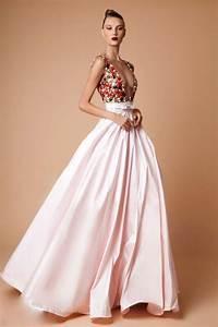 51 modeles de la robe de soiree pour mariage jupe evasee With jupe et robe longue pas cher
