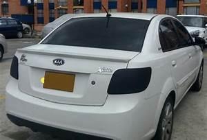 Spoiler Kia Rio Xcite Sedan