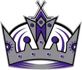 Los Angeles Kings Crown Logo