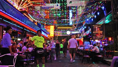 Next to bts skytrain station; Silom Soi 4   The Best Gay Street Bars in Bangkok - Review ...