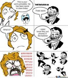 Troll Dad Meme
