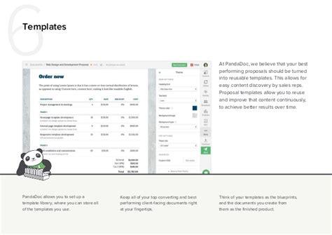 pandadoc templates pandadoc ebook automation