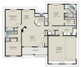simple open floor plans 17 best ideas about small house plans on small