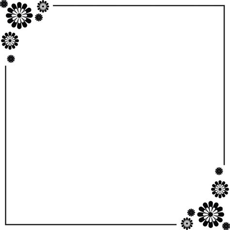 latest corner simple border designs  draw  paper