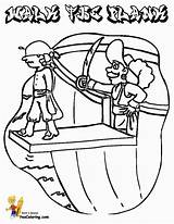 Coloring Pirate Pages Pirates Colouring Scurvy Costume Yescoloring Captain Boys Sheet Party sketch template